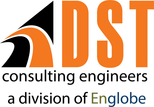 DST Logo- Vector - DIVISION OF ENGLOBE - colour